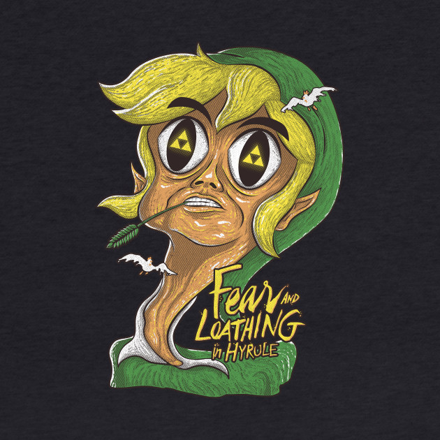 Fear & Loathing in Hyrule