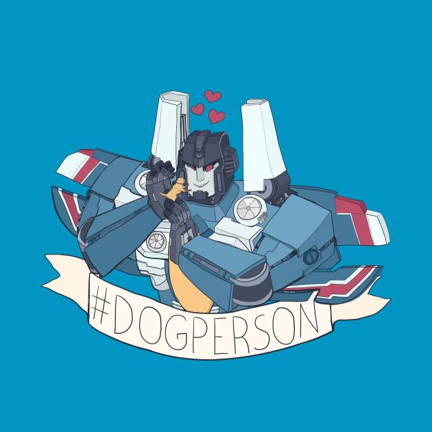 #DOGPERSON