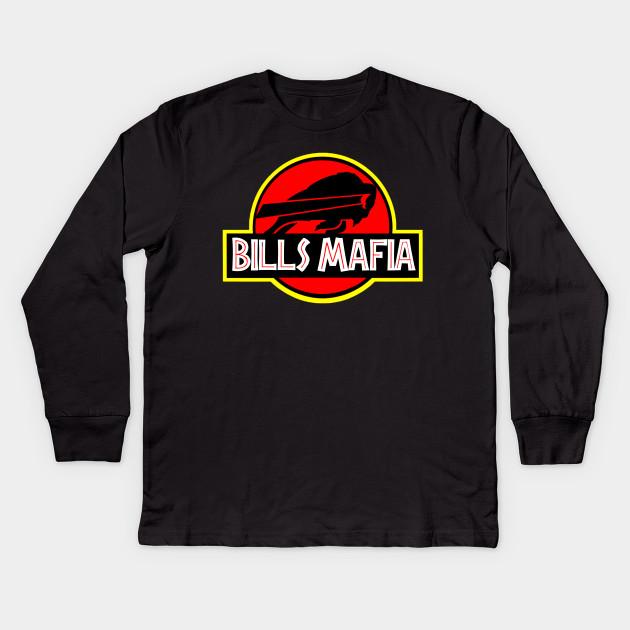 fae02cde4 Bills Mafia Park - Buffalo Bills Fans - Kids Long Sleeve T-Shirt ...