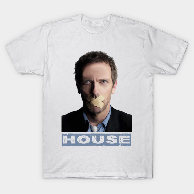 Dr House Tv Show USA New Tshirt Short Sleeve T-Shirt