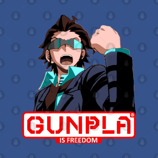 GunPla stic Model is Freedom
