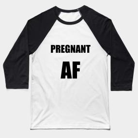 7fe66eea4 Pregnancy Humor Baseball T-Shirts | TeePublic