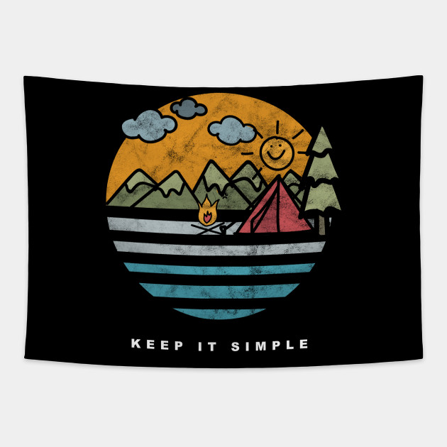 Keep It Simple Campers Gift