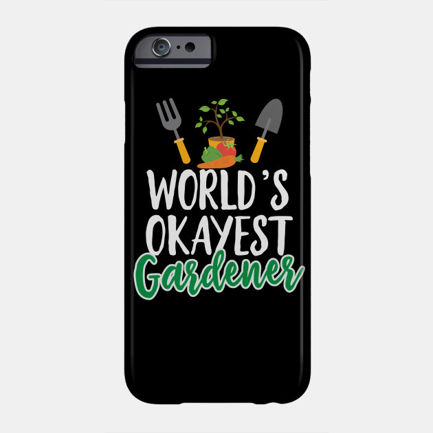 World's Okayest Gardener