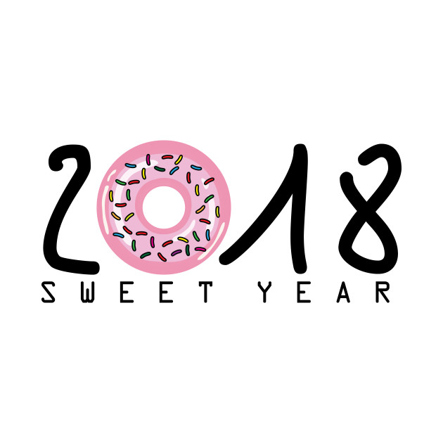 2018 is Sweet Year
