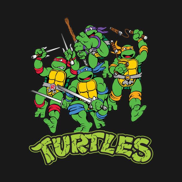 Angry Turtles