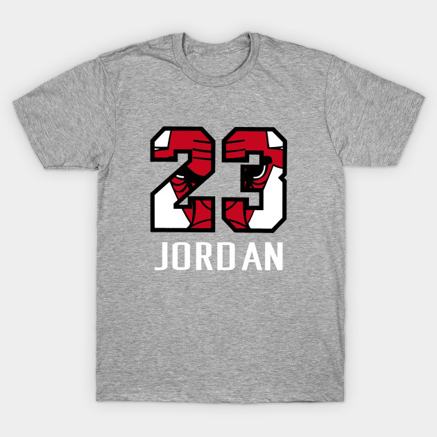 michael jordan t shirts 23