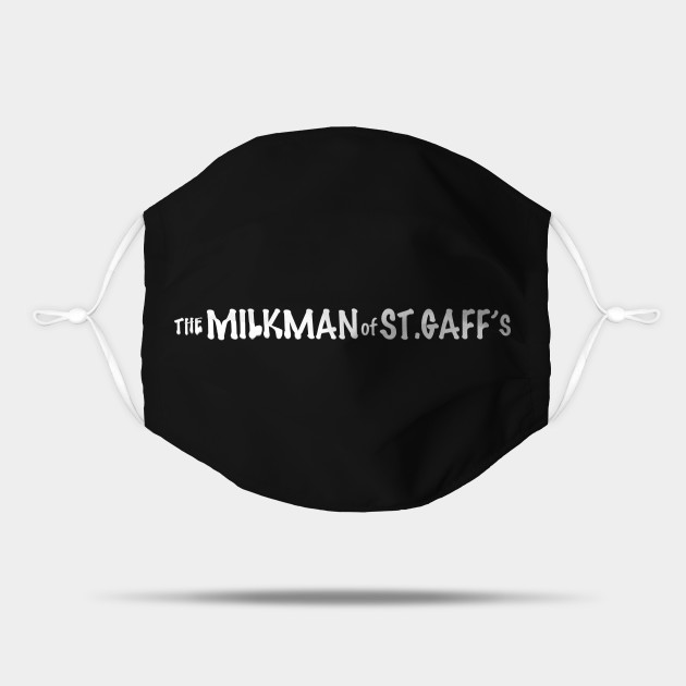 The Milkman of St. Gaff's banner