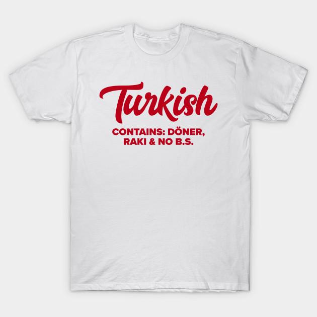 Turkey New T-Shirt