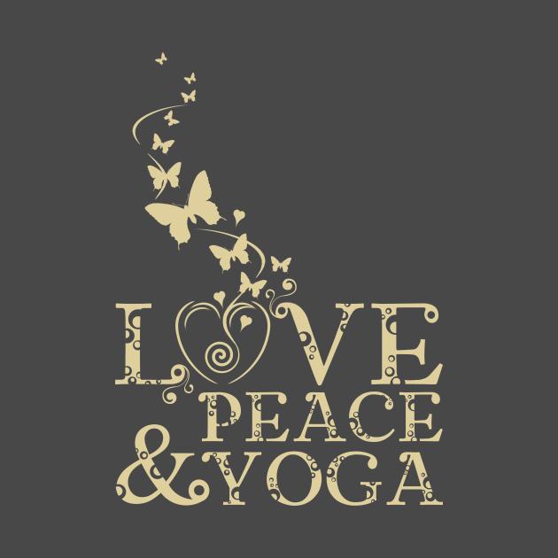 Love, Peace and Yoga