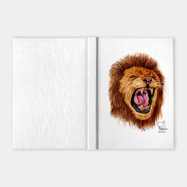 lion 3 head