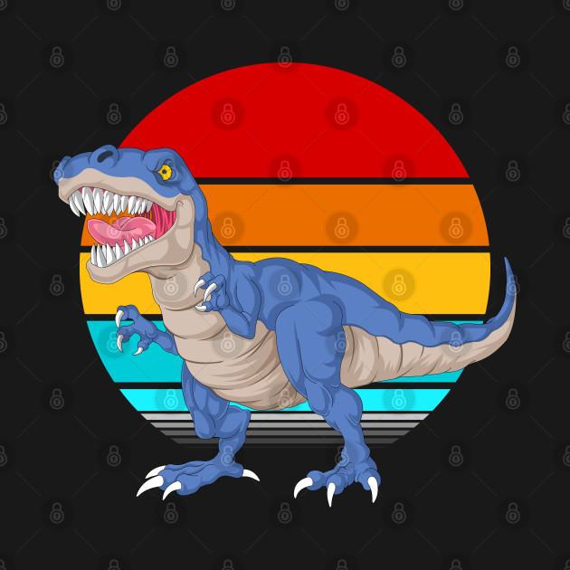 tyrannosaurus retro