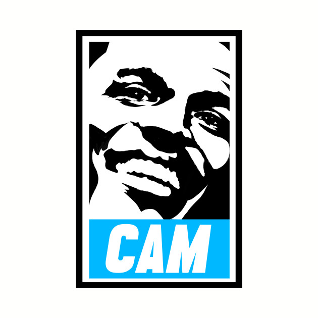 "Cam Newton ""Obey"""
