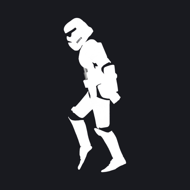 Stormtrooper Moonwalk