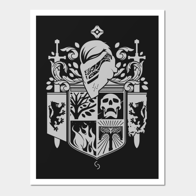 Iron Coat of Arms - DO Edition