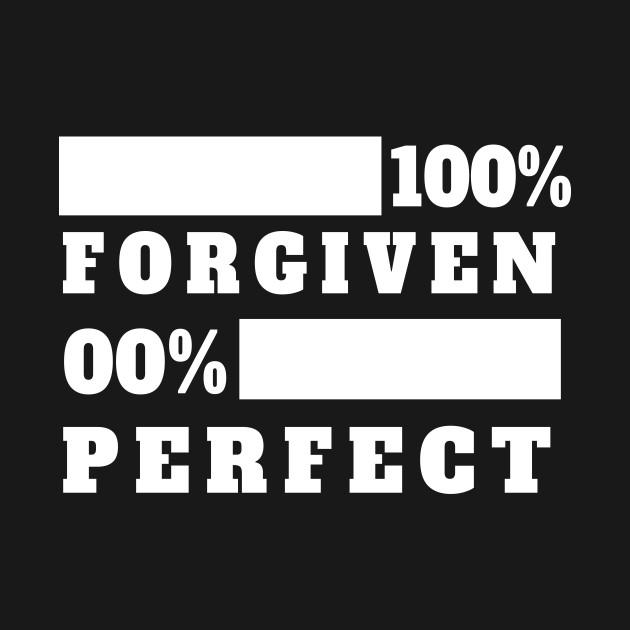 Forgiven: Christian Shirts and Christian Gifts