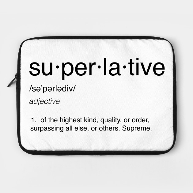 Superlative Definition