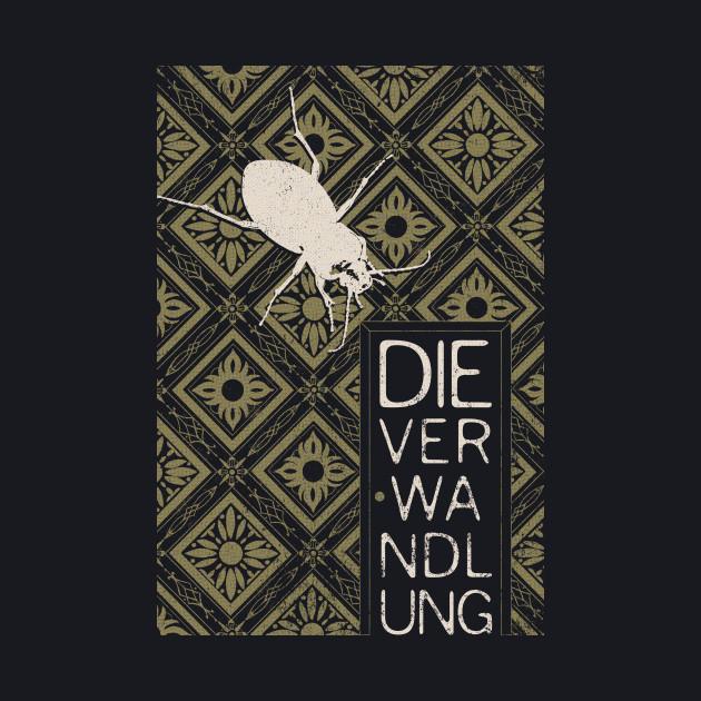 Books Collection: Kafka, The Metamorphosis