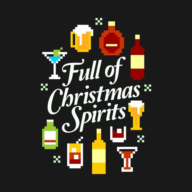 Full of Christmas Spirits