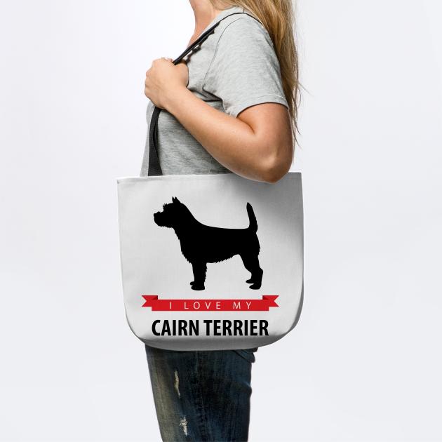 I Love My Cairn Terrier
