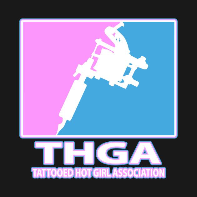 TATTOOED HOT GIRLS ASSOCIATION