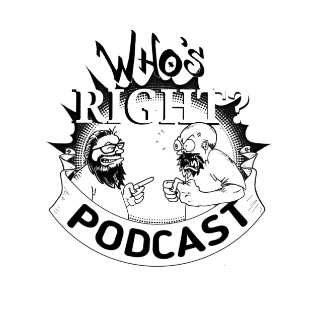 Who's Right - logo