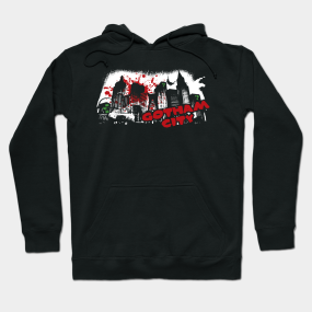 51bb091bb Gotham City Hoodies | TeePublic