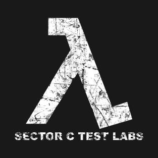 Sector C V2 t-shirts
