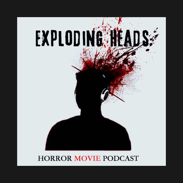 Exploding Heads New Design (White Background)