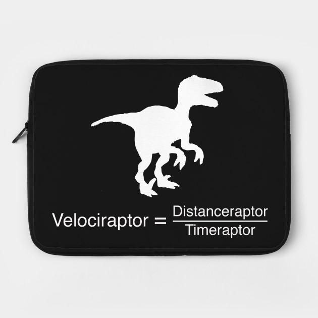 Velociraptor funny equation