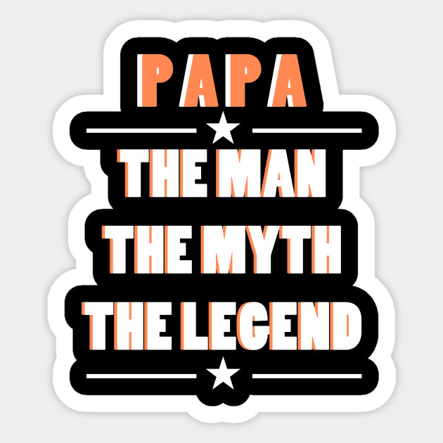 PAPA T Shirt Best Gifts For Fathers