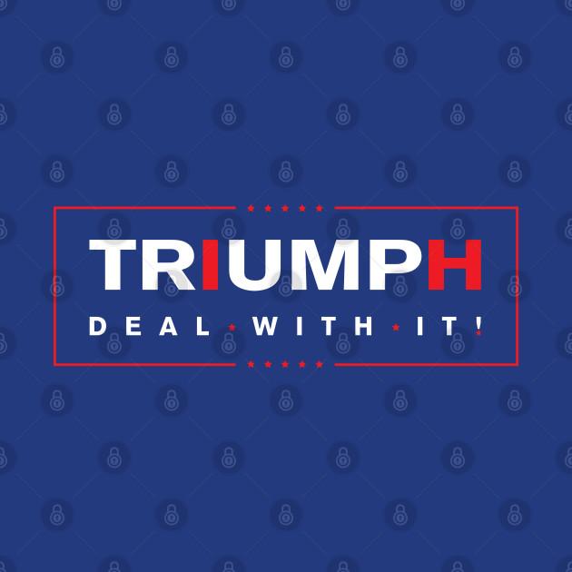 TRIUMPH - Red & White
