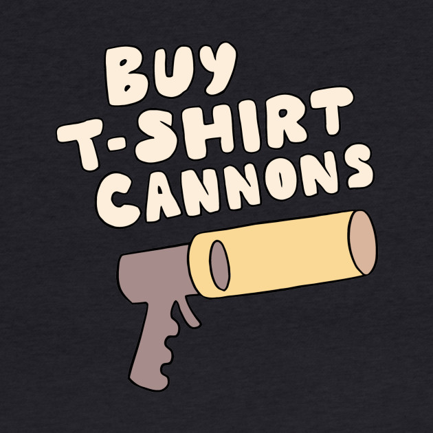 Buy T-Shirt Cannons