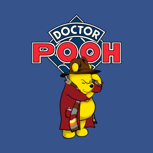 Doctor Pooh t-shirts