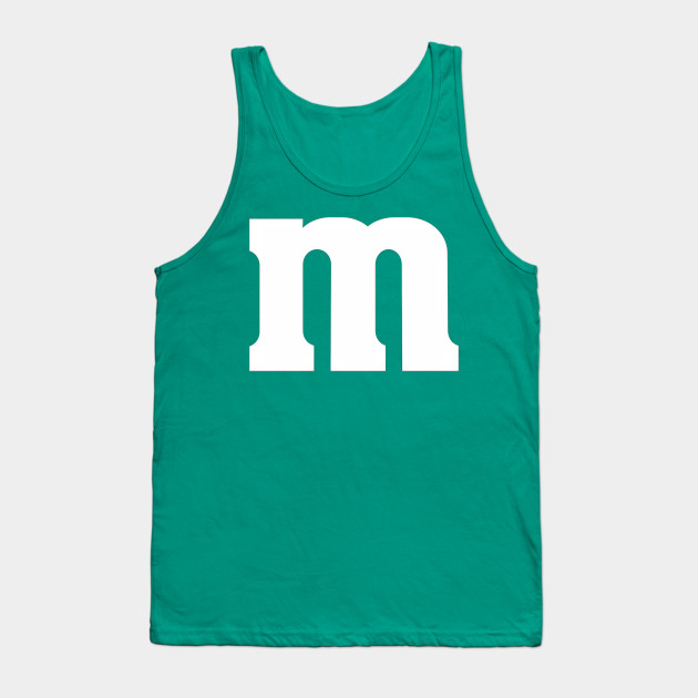 M&Ms Candy Halloween Costume shirt Tank Top
