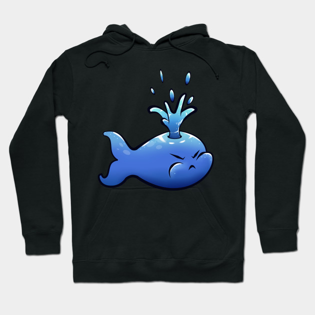 Adorable Whale Design