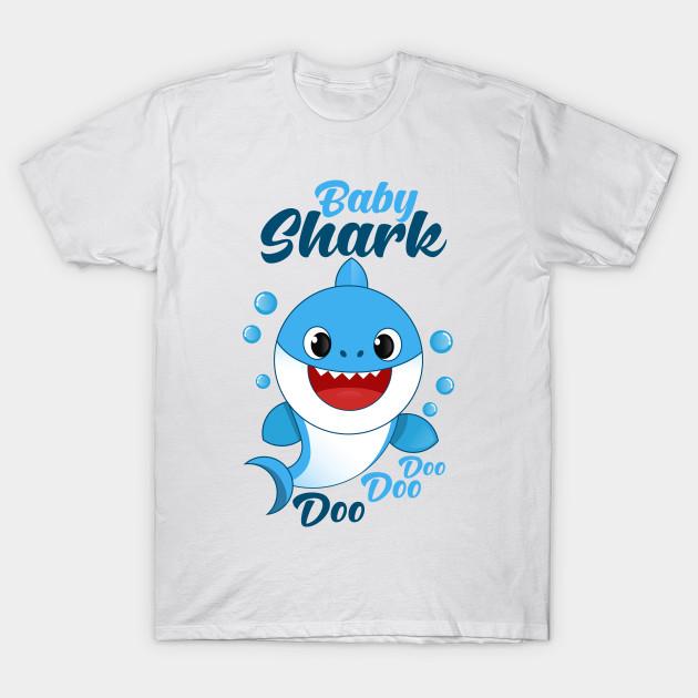 Pinkfong Boys Baby Shark T-Shirt