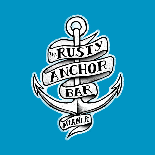 The Rusty Anchor Bar