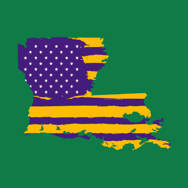 LSU Flag Redo
