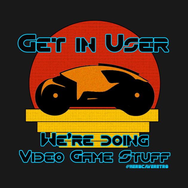 Get in User