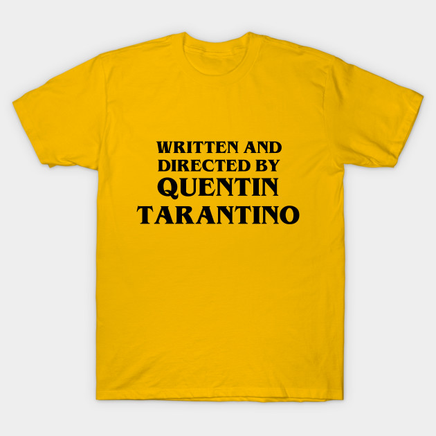 149669839 Written and Directed by Quentin Tarantino - Written And Directed By ...