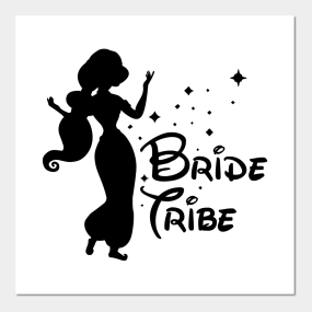 bride tribe 4 posters and art
