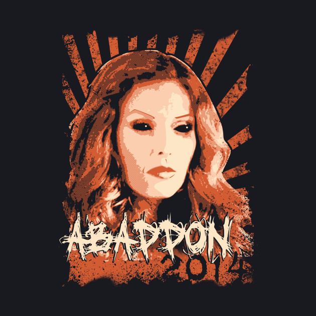 Abaddon 2014 - Queen of Hell