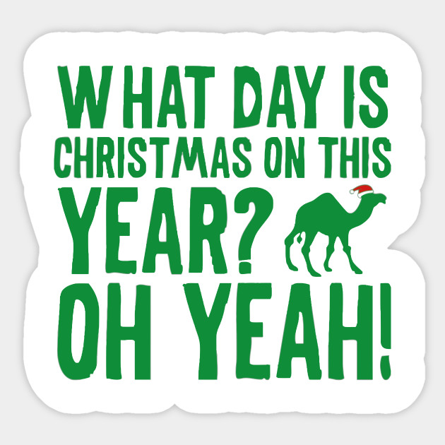 1435450 1 - What Day Is Christmas This Year