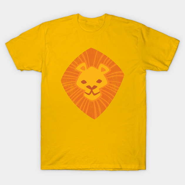 Animal Rainbow: Lion