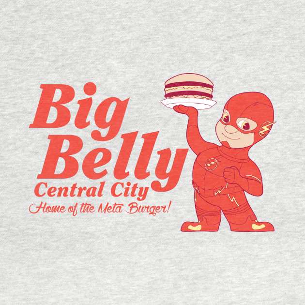 Big Belly Burger Central City