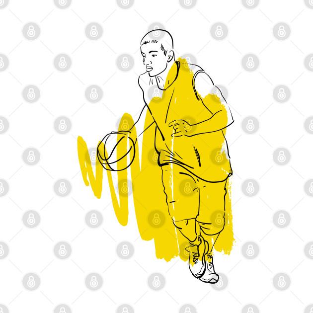 Basketball Player #9