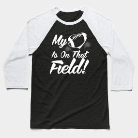 Football Girlfriend Baseball T Shirts Teepublic