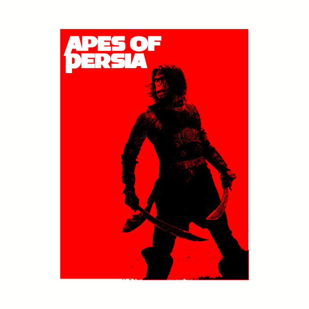 apes of persia
