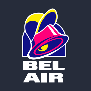 Taco Bel Air t-shirts